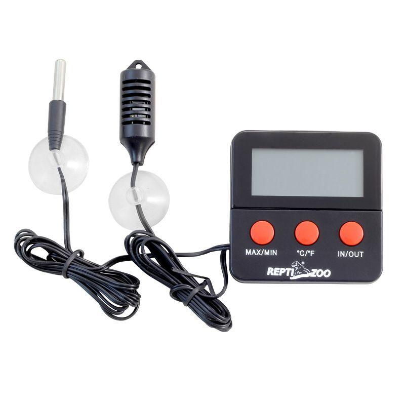 SH124 Термогигрометр электронный с двумя датчиками