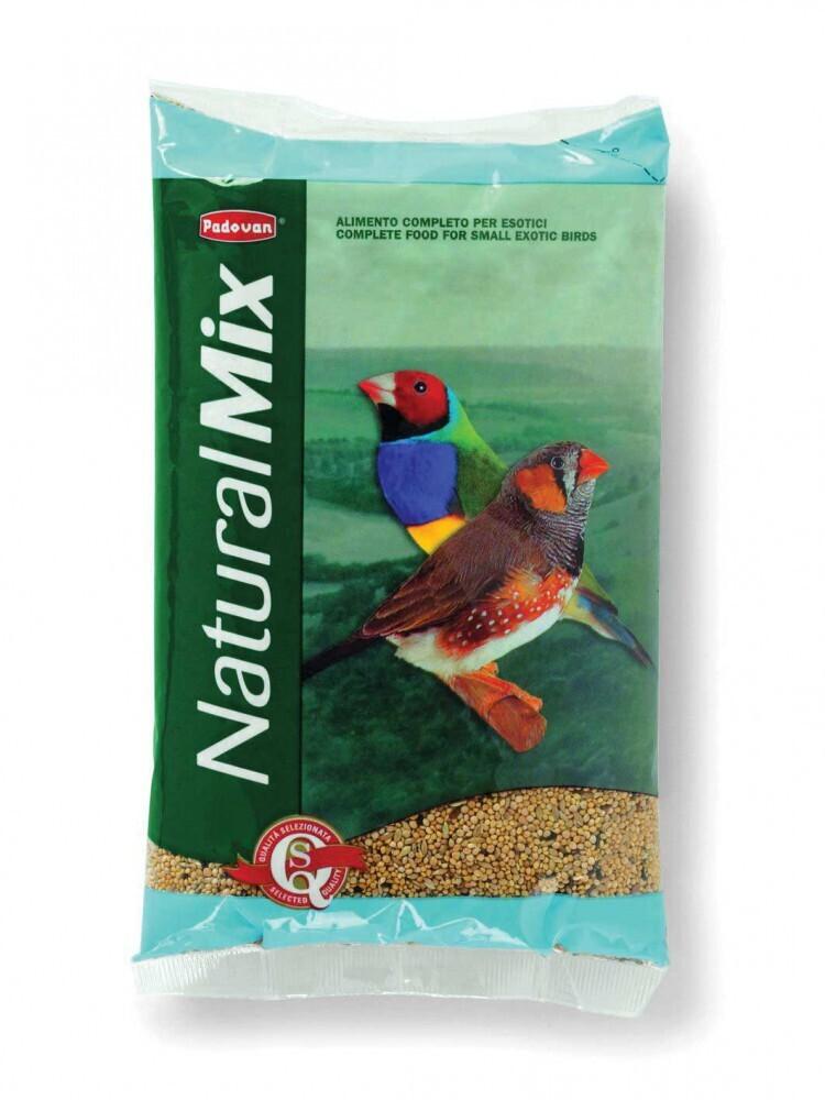 Padovan основной корм для экзотических птиц 1 кг
