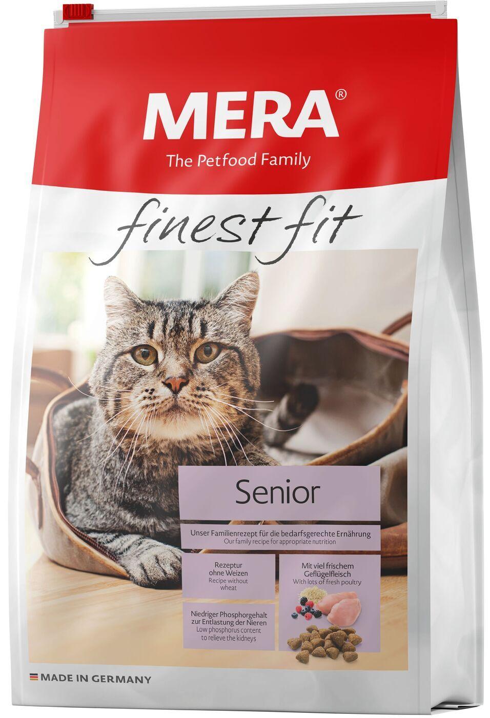 Finest Fit  Senior 8+   4 кг