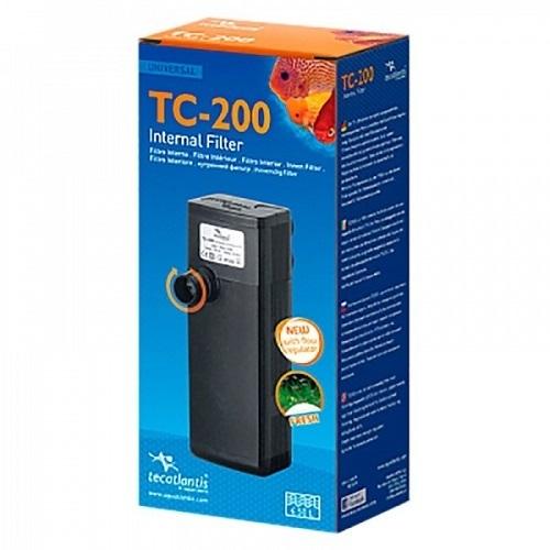 AQ  ## 30проц. ## Фильтр внутренний TECATLANTIS TC-200 губка+активированный уголь 40х58х113 мм. (051857)