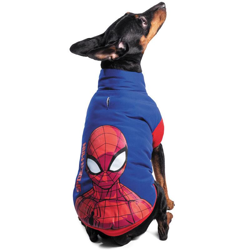 Triol (одежда) Попона зимняя Marvel Человек-паук,M, размер 30см 12261105, 0,152 кг, 49359