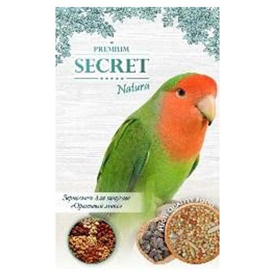 Secret natura зерносмесь для Попугаев Ореховый микс 500гр