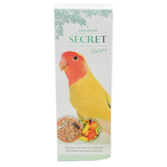 Secret natura зерносмесь для Попугаев Формула Здоровья 500гр