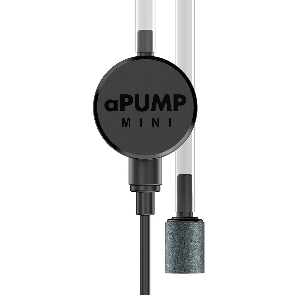 Бесшумный аквариумный компрессор aPUMP Magnet для аквариумов до 100 л         Новинка!
