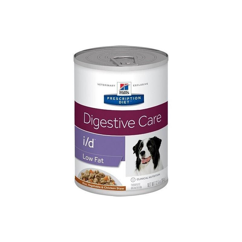 Hills i/d влажный корм для собак всех пород, чувствительное пищеварение, низкое содержание жира 360 гр