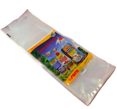 Пакет дперевозки рыб средний Sera,60х24см.,50шт. , 1300100796