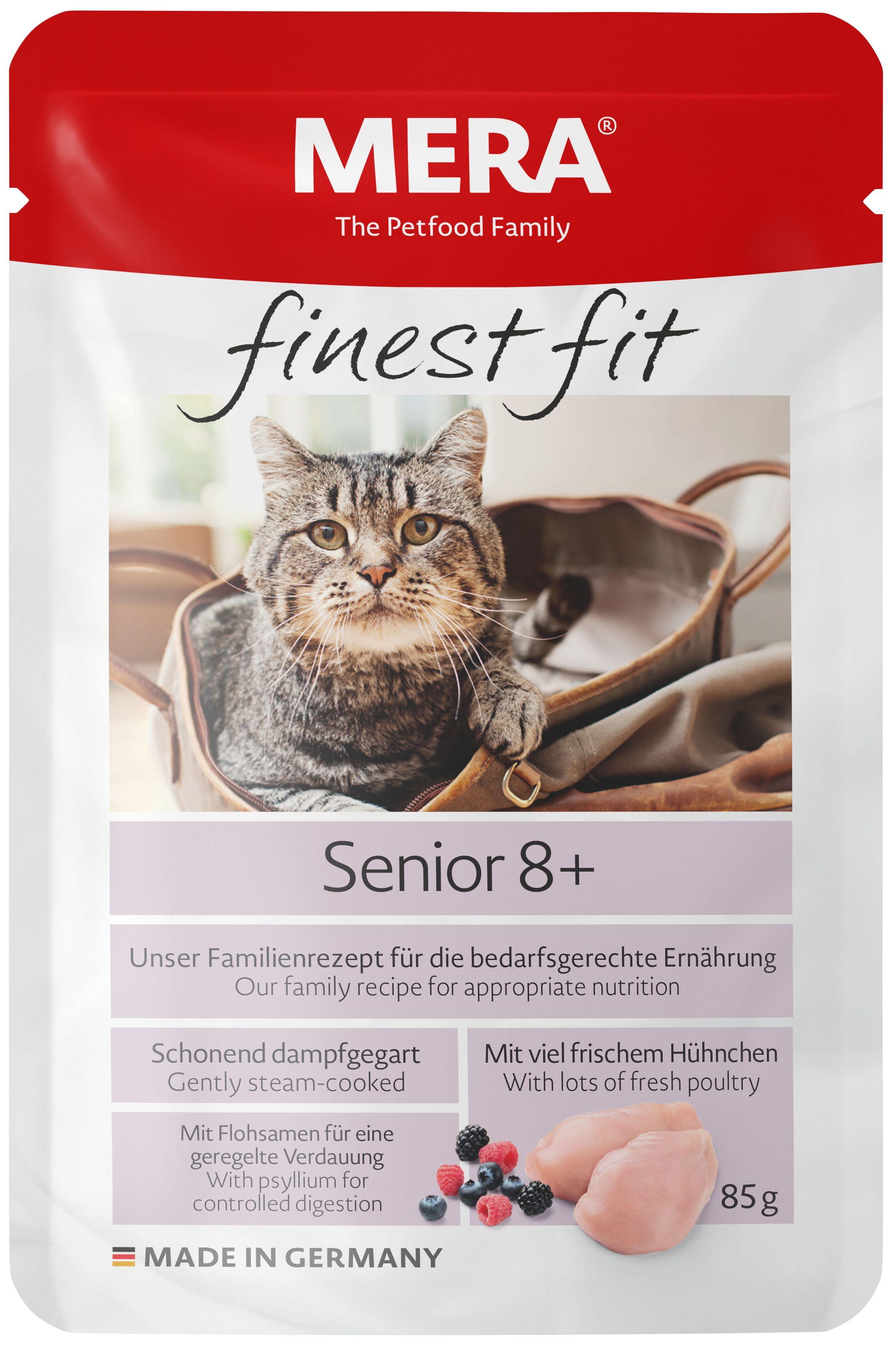 Finest Fit  пауч  Senior 85г