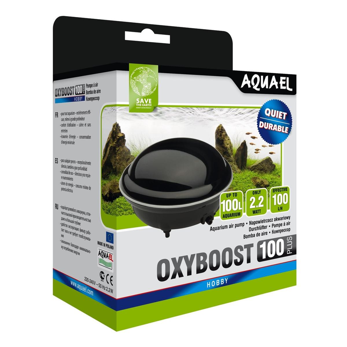 AQ компрессор OXYBOOST 100 plus одноканальный