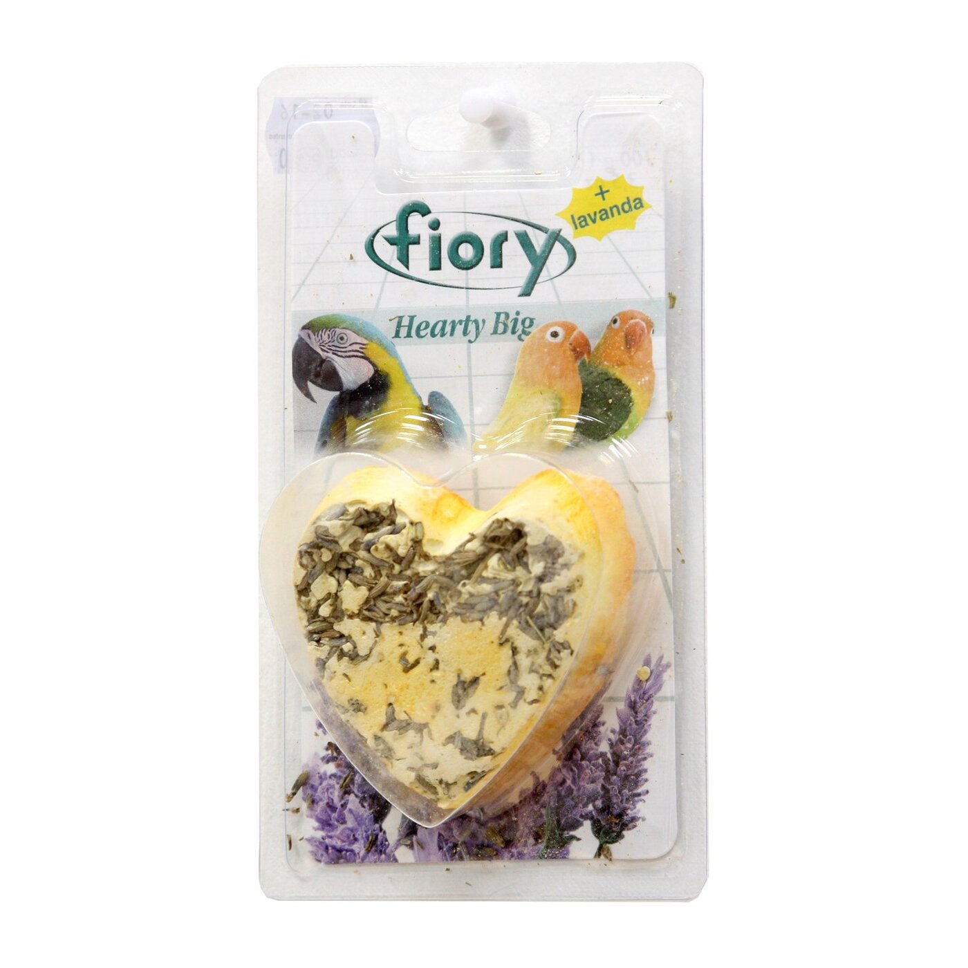 Fiory Hearty био-камень для птиц, с лавандой 100 гр