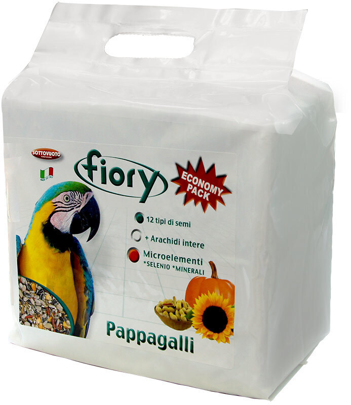 Fiory Pappagalli корм для крупных попугаев 2,8 кг