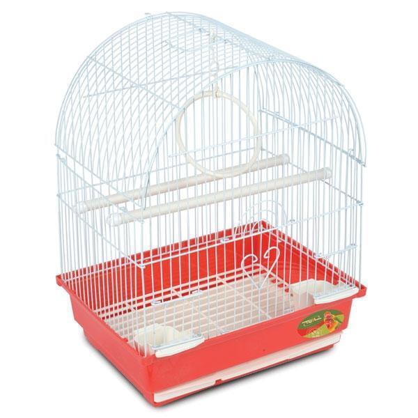 1000 К Клетка для птиц 30х23х39см  (н/ан)