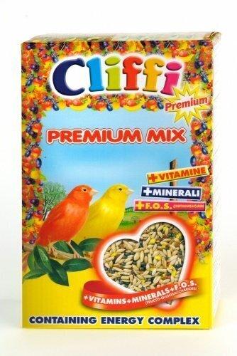 Cliffi (Италия) Для канареек (Premium Mix Canaries) PCOA008, 0,800 кг, 40331