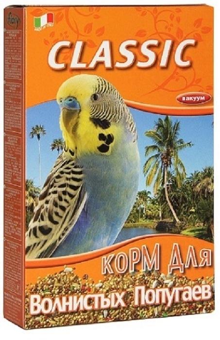 Fiory Classic корм для волнистых попугаев 400 гр