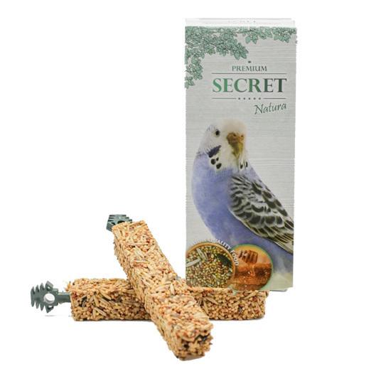 Палочки для Попугаев Медово-Яичный коктейль Secret natura 90гр