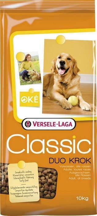 Classic (Versele-Laga) Для собак Двойное удовольствие (Duo Krok) 438012, 10,000 кг, 46890