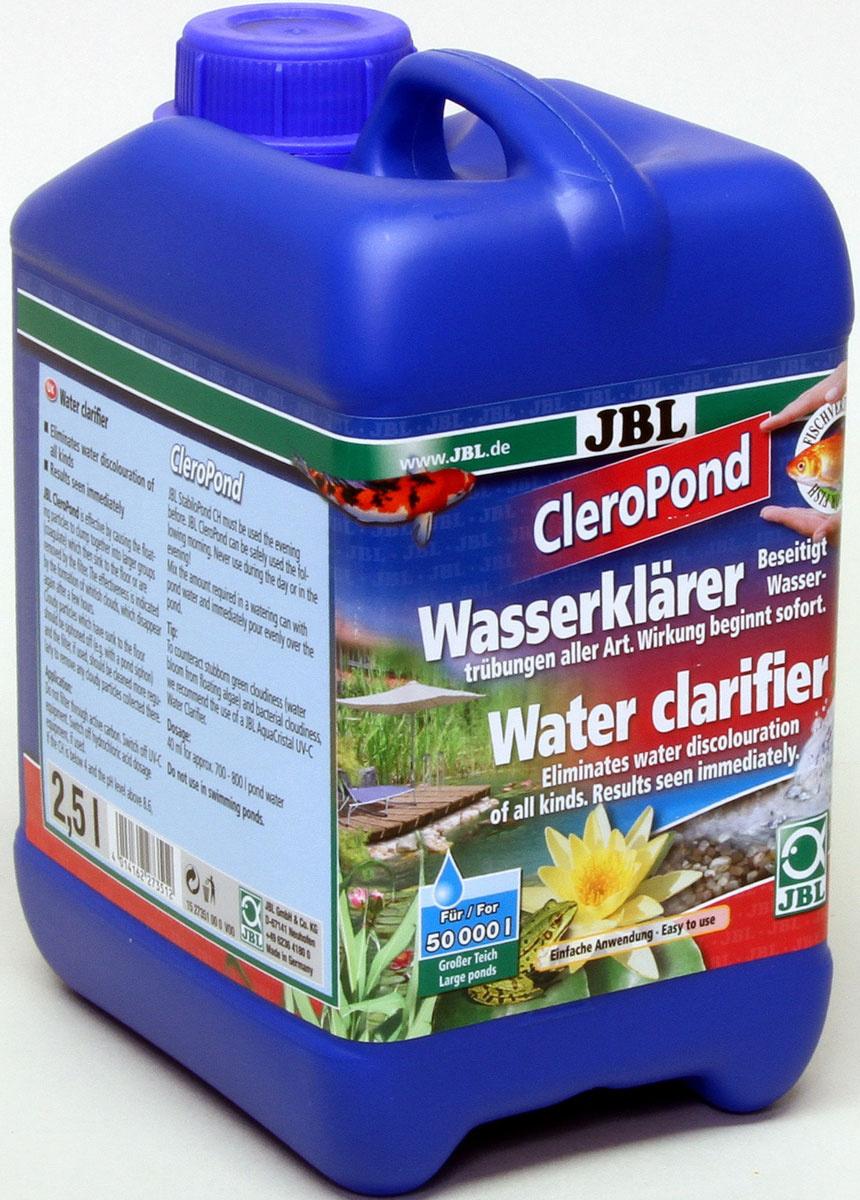 [282.2606200]  JBL BiotoPond - Кондиционер для прудовой воды подходящей для рыб 2,5 л на 50000 л