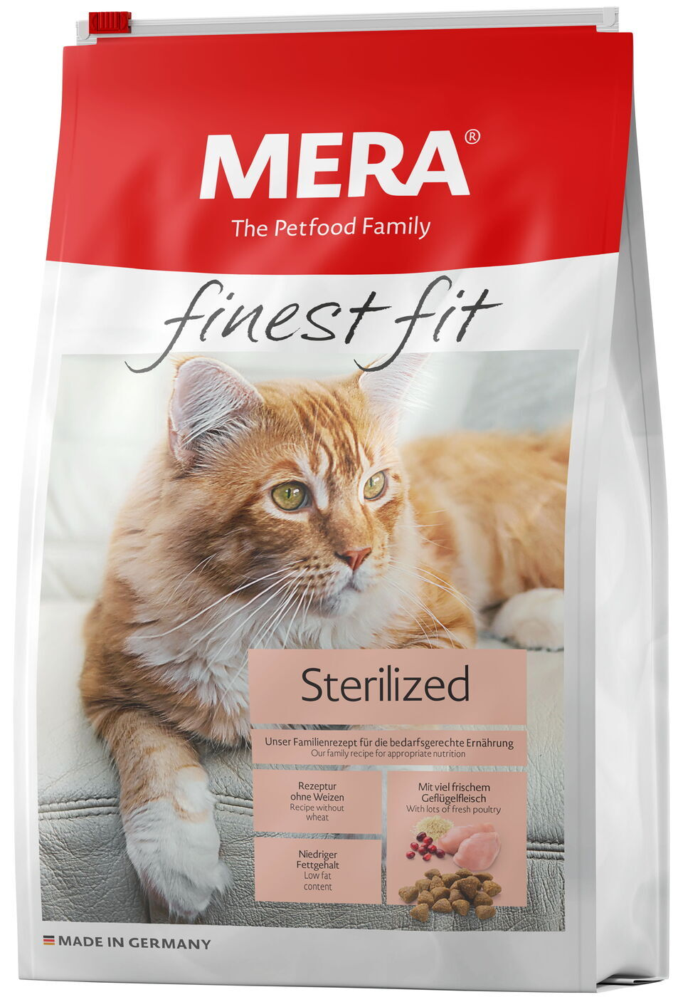 Finest Fit  Sterilized 4 кг