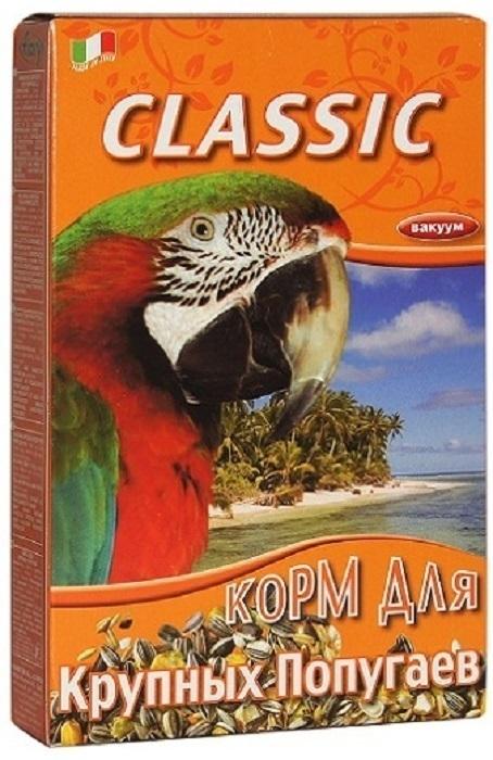 Fiory Classic корм для крупных попугаев 600 гр
