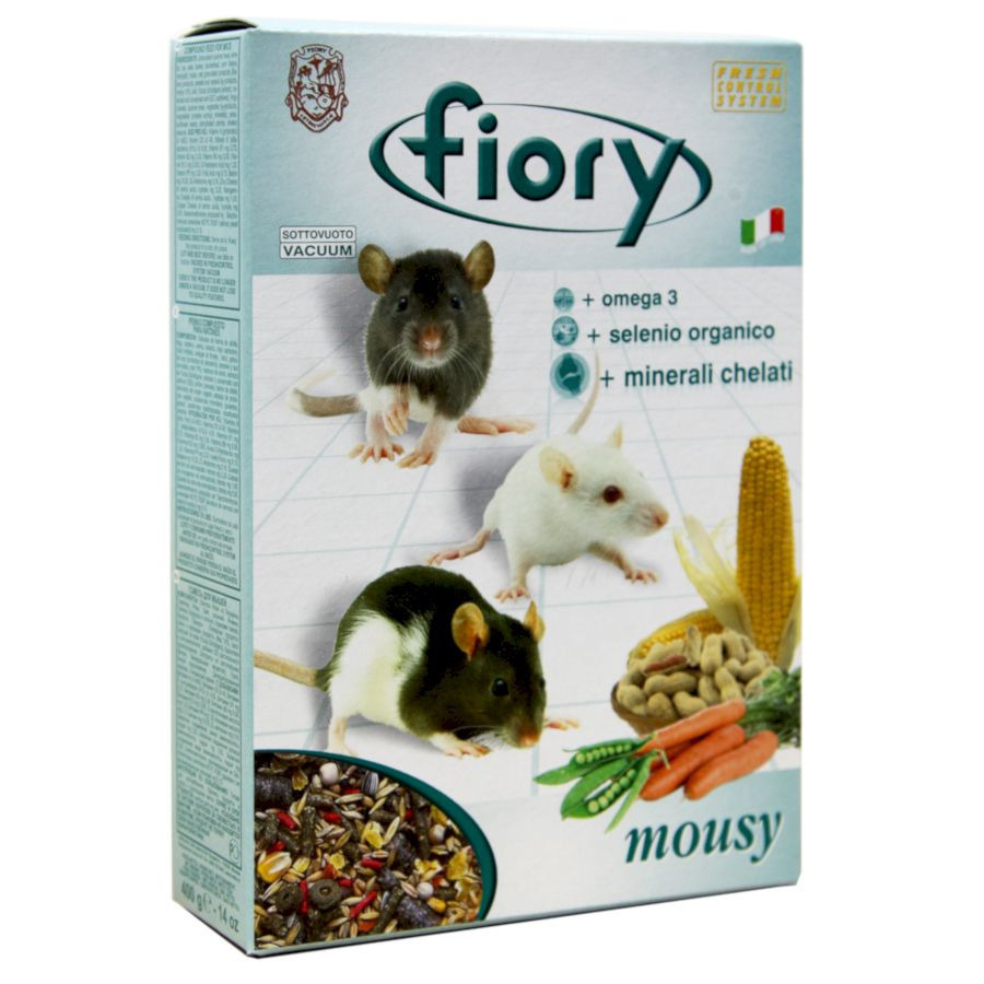 Fiory Mousy корм для мышей 400 гр