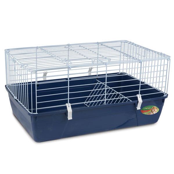 2011 K Клетка для кроликов 67х42х33см (ан: Т4)