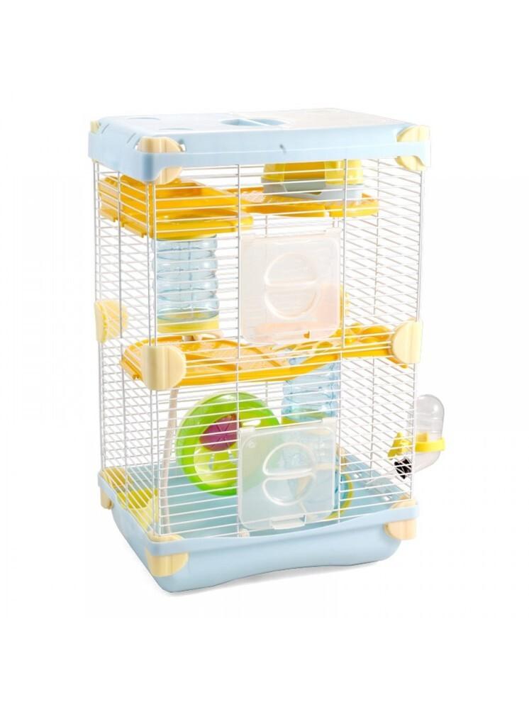 4050 Клетка для грызунов Парк Приключений 275x205х425мм