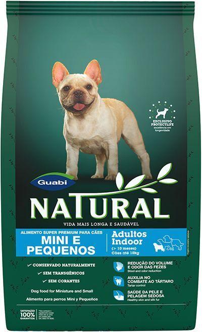 GUABI NATURAL сухой корм для собак мелких пород 20 кг ЦыпРис