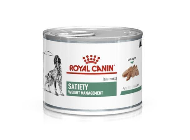 Royal Canin вет. паучи ВИА RC Консервы для собак Контроль веса (Satiety management 30) 42500019A0, 0,195 кг, 40900, 2900100394