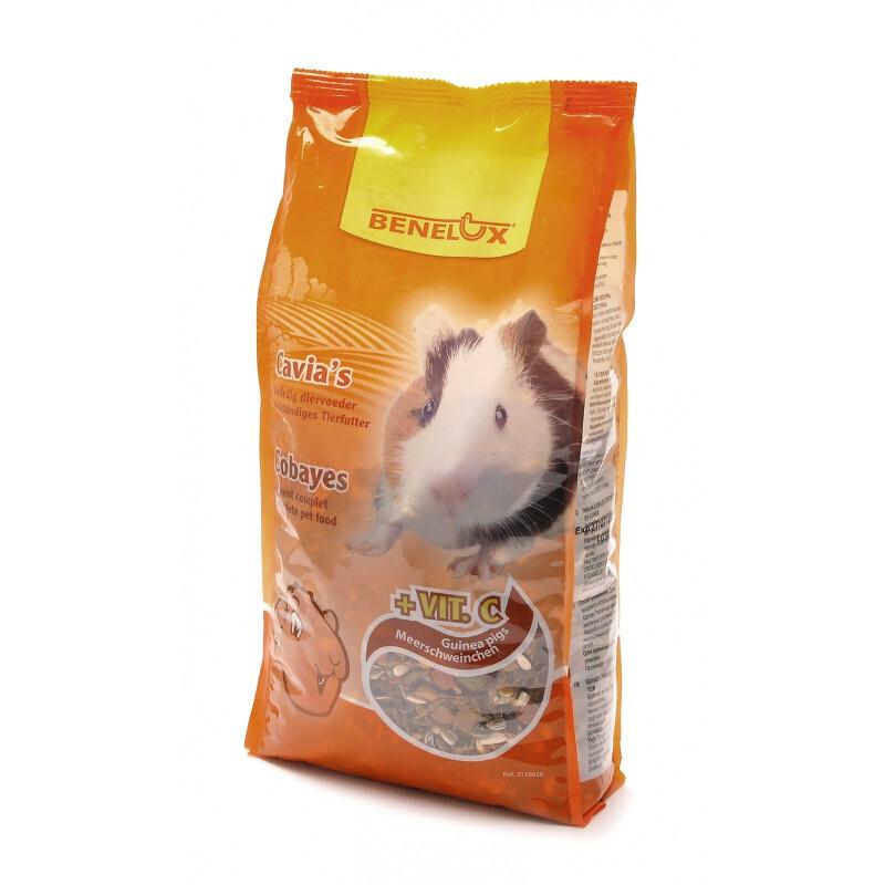 Benelux корма Корм для морских свинок (Mixture for guinea pigs ) 3110026, 1,500 кг, 31496