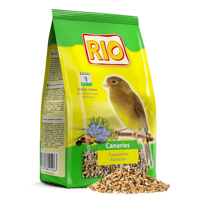 RIO корм дканареек 500 гр