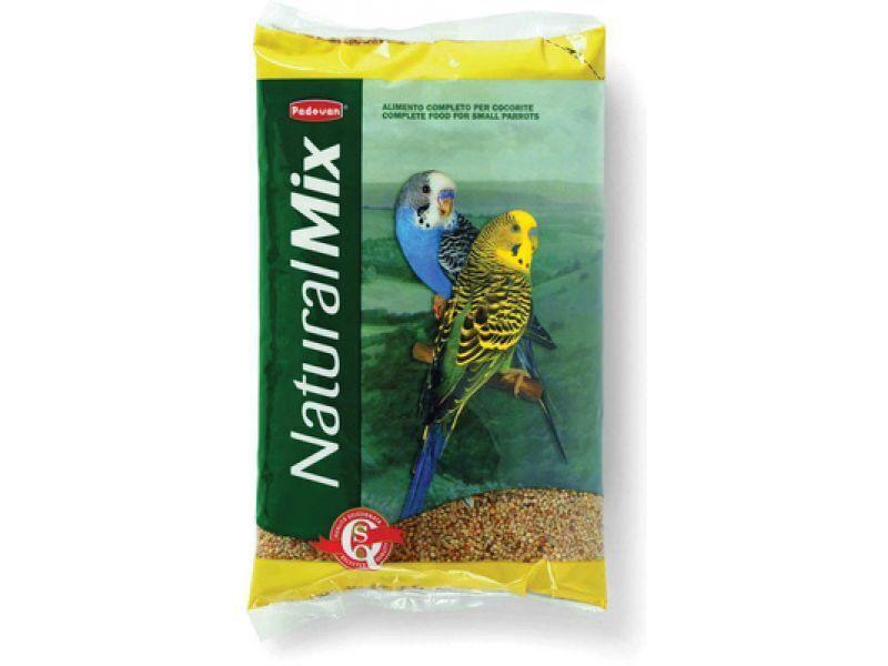 Padovan основной корм для волнистых попугаев 1 кг