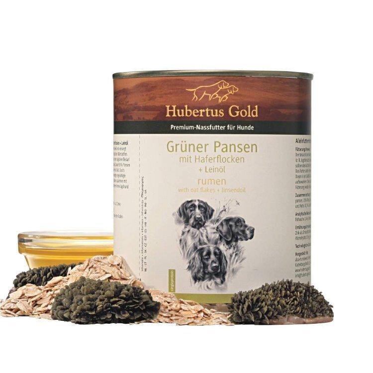 конс. Hubertus Gold® рубец с овсяными хлопьями 800 гр. 16