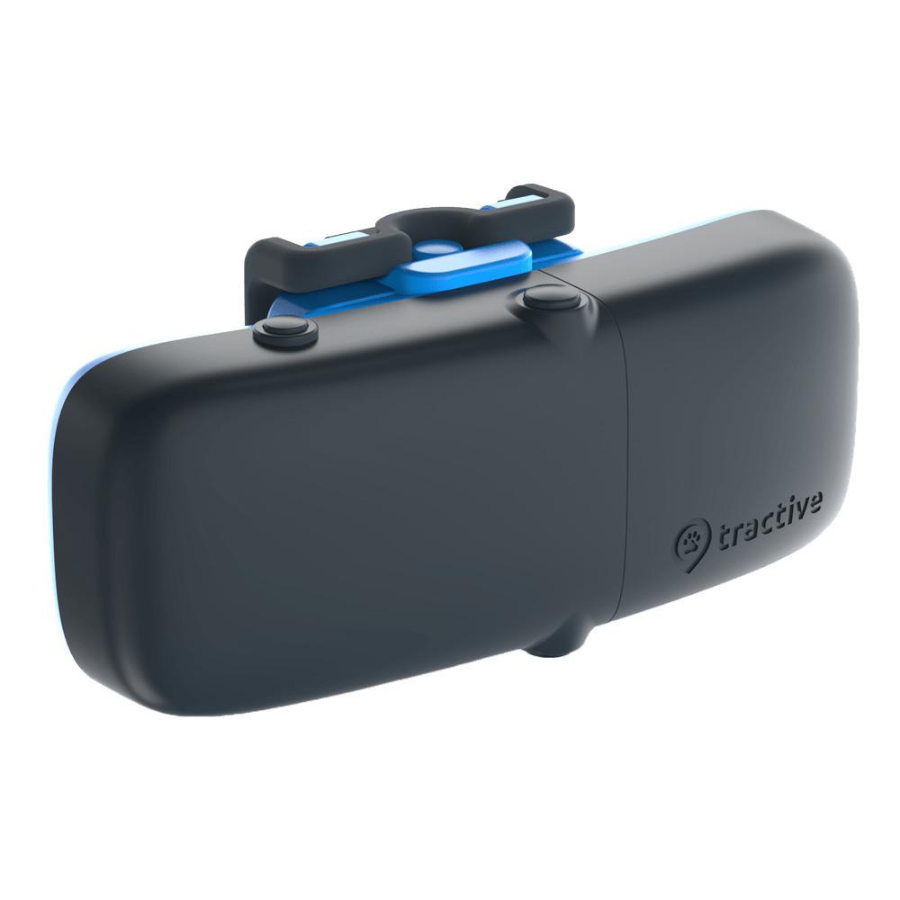 Tractive ВИА GPS трекер для собак, черный TRDOG1, 0,030 кг, 43291