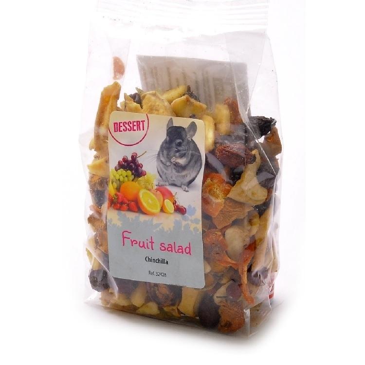 Benelux корма Фруктовый корм для шиншилл и других видов грызунов Фруктовый салат (Bnl Fruit Salad (chinchilla)) 32428, 0,050 кг, 31438