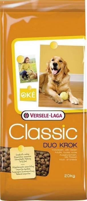 Classic (Versele-Laga) Для собак Двойное удовольствие (Duo Krok) 438013, 20,000 кг, 46891