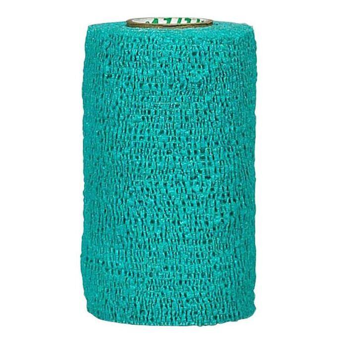 Andover PetFlex бандаж 7,5 см х 4,5 м цвет бирюзовый, 2300TE-024