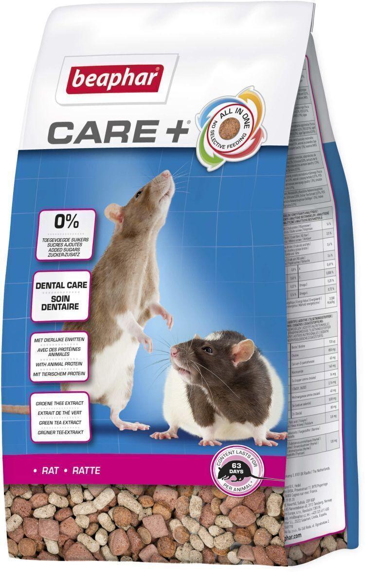 Beaphar Care+ корм для крыс 700 гр