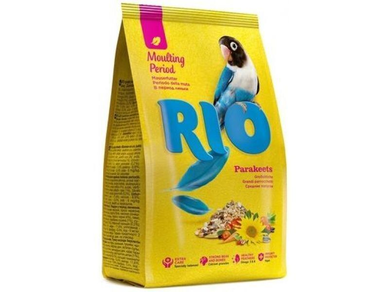 RIO корм длЯ собак редних попугаев 1 кг