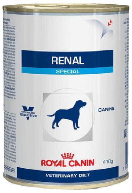 Royal Canin вет. паучи ВИА RC Консервы для собак при хронической почечной недостаточности (Renal Special canin) 13550041A0, 0,410 кг, 37767, 2700100394
