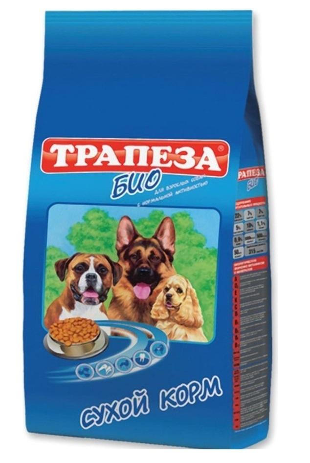 Трапеза корм для взрослых собак всех пород 2,5 кг