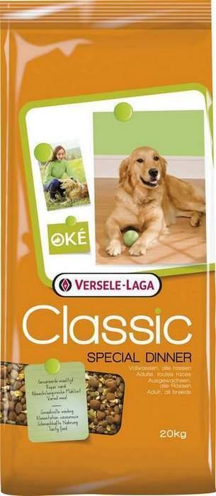 Classic (Versele-Laga) Для собак Особый (Special Diner) 438016, 20,000 кг, 46892