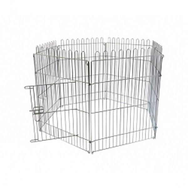 Papillon ВИА Клетка - загон для щенков, 60*80см (Puppy cage 6 panels) 150460, 9,150 кг, 15248