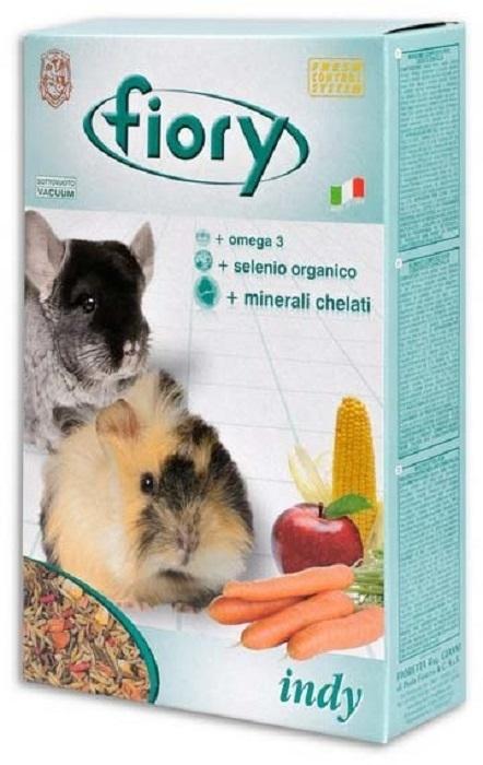 Fiory Indy корм для морских свинок и шиншилл 850 гр