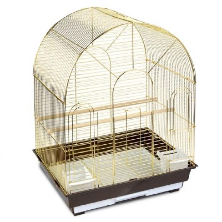 1300 G Клетка для птиц 52х41х66,5см (нан)