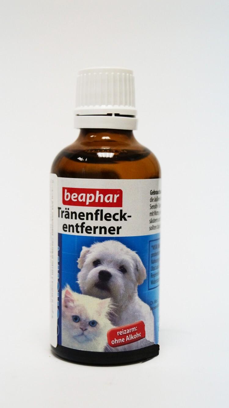 [273.18.022]  Beaphar   SENSITIV 50мл лосьон для удаления слезных пятен у кошек и собак 10264