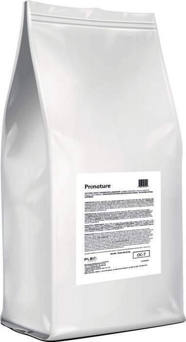 Pronature корм для взрослых кошек всех пород, курица и ягненок 20 кг