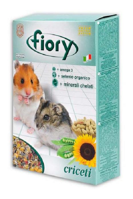 Fiory Criceti корм для хомяков 400 гр, 5500100479