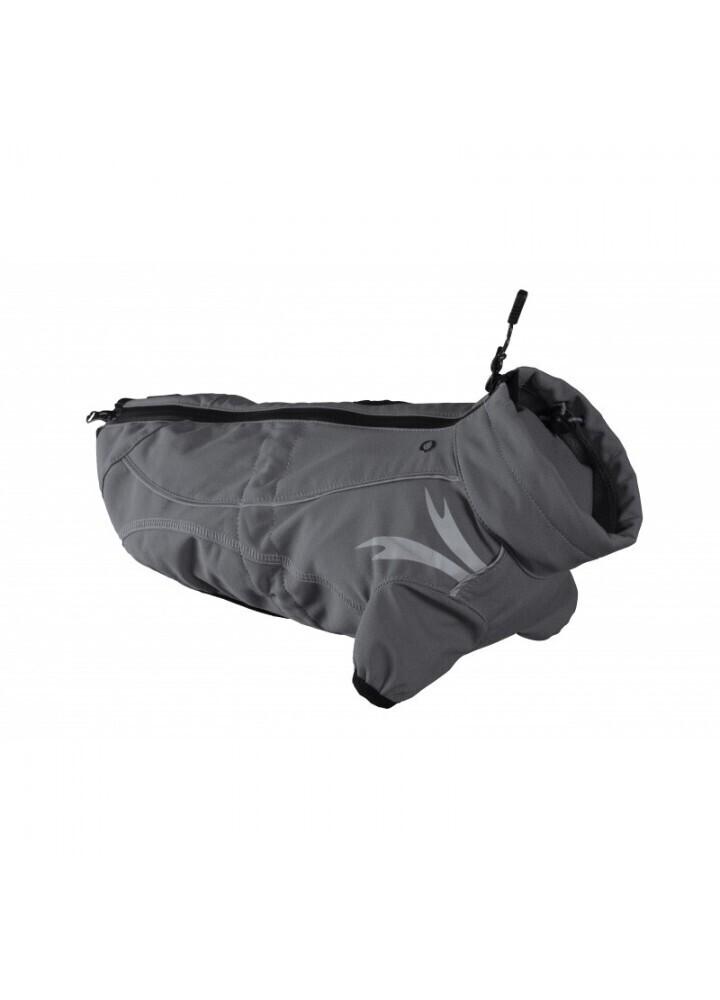 931068 Жакет тёплый  Frost Jacket 90 (длина спины 90см), Гранитный