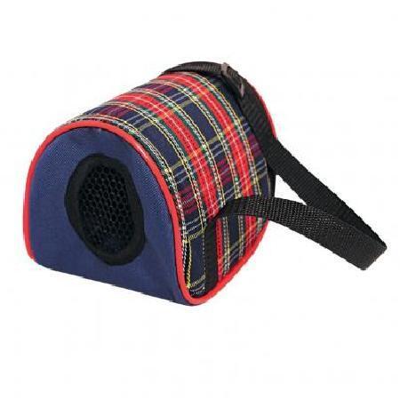 Переноска-сумочка для хомяка мягкая ГАММА