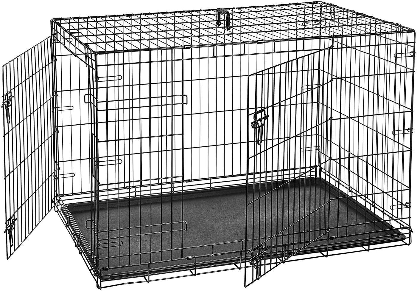 Papillon ВИА Клетка металлическая с 2 дверками, 61*54*58 см (Wire cage 2 doors) 150261, 11,500 кг, 15243
