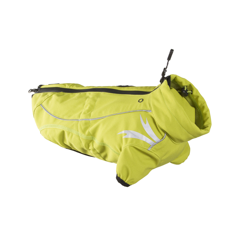 931080 Жакет тёплый  Frost Jacket 90 (длина спины 90см), Светло-Зелёный